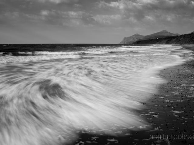 llyn peninsula coast line and seascapes